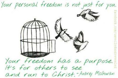 freedompurpose