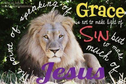 liongrace